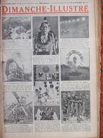 Journal Dimanche Illustré N°512 (18 Déc 1932) Le Roi De La Cour Des Miracles  - Bicot - Zig Et Puce - Autres