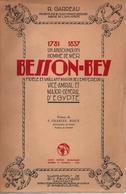 BESSON-BEY MARIN DE L EMPEREUR VICE AMIRAL MAJOR GENERAL D EGYPTE 1781 1837 EMPIRE - Histoire