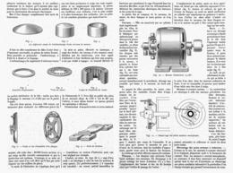 LES PROCEDES MODERNES De CONSTRUCTION Des PETITS MOTEURS ELECTRIQUES   1918 - Technical