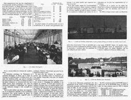 LA MONTRE De GUERRE ( Usine De BILLODES Prés De NEUCHATEL )    1918 - Jewels & Clocks