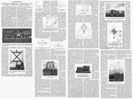 LA RADIOGONIOMETRIE ( TELEGRAPHIE- TSF - CHASSE AU ZEPPELIN - POSTE DUPLEX ... Ect )  1919 - Technical