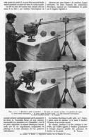LA MACHINE à POLIR LE MARBRE   1919 - Technical