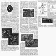 "HENRI FORD "" L'HOMME Et L'OEUVRE  ""  1916 - Transports"