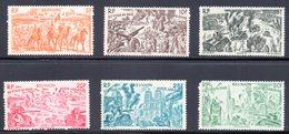 REUNION / Tchad Au Rhin Neufs ** - Reunion Island (1852-1975)