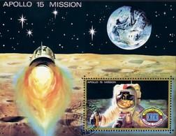 UMM AL QIWAIN -  Mission  APOLLO 15 - Space