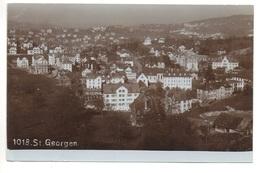 ST. GALLEN St. Georgen - SG St. Gall