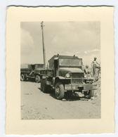 Véhicule Militaire à Identifier - Cars