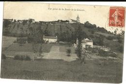 (CHATEAUFORT  Ou VANVES ??) Vue Prise De La Route De La Geneste, Envoi 1912 - France
