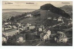 ST. GALLEN Scheffelstein Feudenberg - SG St. Gall