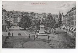 ST. GALLEN Marktplatz - SG St. Gall