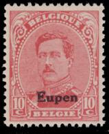 Belgium OC 0088** 10c Rose - Guerre 14-18