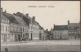 Grand' Place, La Mairie, Audruicq, C.1905 - Damez-Tetart CPA - Audruicq