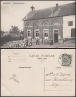 """Belgique - CP - Baillonville """" Ecole Communale """" (DD) DC1270 - Somme-Leuze"""