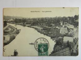 CPA (53) Mayenne - SAINT PIERRE Le Pottier - Vue Générale - France