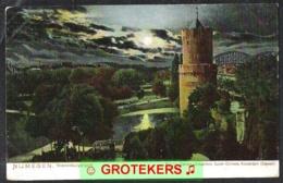 NIJMEGEN Kronenburgerpark Bij Nacht  1907 - Nijmegen