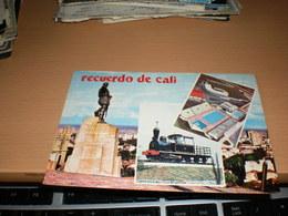 Cali  Monument A Belalcazar   Train Stadium - Colombie
