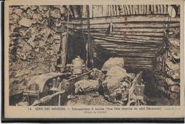 Marles Les Mines - Transporteur à Bandes - France