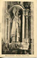CPA - LOCRONAN - EGLISE - SAINT ROMAN - STATUE DU CHOEUR - Locronan