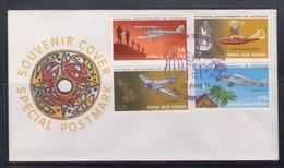 Papua New Guinea 1972 Agricultural Show Souvenir Cover - Papua New Guinea