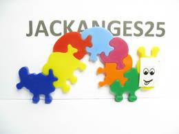 KINDER  ALLEMAND PUZZLE 614084 2000   + BPZ - Puzzles