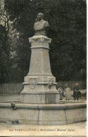 CPA - LA VERPILLIERE - MONUMENT MARCEL OGIER - France
