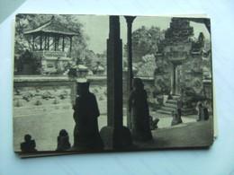 Indonesië Indonesia Bali Temples Interior Keindahan Artja - Indonesië