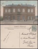 """Belgique - CP - Wandre """" La Place """" (DD) DC1282 - Belgique"""