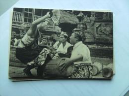 Indonesië Indonesia Bali Temple Dancer Tarian Tarian - Indonesië