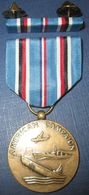 """Medaille US WW2 """"American Campaign""""+Rappel - USA"""