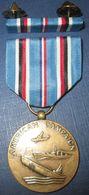 "Medaille US WW2 ""American Campaign""+Rappel - Etats-Unis"