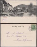 """Belgique - CP - Malmédy """" Pont D'Outrelepont Sur La Warche """" (DD) DC1285 - Malmedy"""