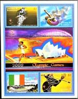 # Antigua & Barbuda 2000** Mi.3214-17 Summer Olympic Games , Sydney , MNH [19;17] - Sommer 2000: Sydney