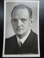 Postkarte Ritterkreuzträger Kapitän Topp - Erhaltung I-II (Bug, Siehe Bilder) - Photo Hoffmann - Weltkrieg 1939-45