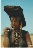 CP - PHOTO - RÉPUBLIQUE DU NIGER - JEUNE FEMME BORORO - 5870 - IRIS - - Niger