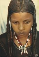 CP - PHOTO - RÉPUBLIQUE DU NIGER - JEUNE FILLE TARGUI - 6316 - IRIS - - Niger
