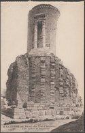 La Tour D'Auguste, La Turbie, C.1910s - Leclerc CPA - La Turbie