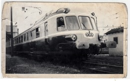 TRENO TRAIN TEE TRANS EUROP EXPRESS - FOTO ORIGINALE ANNI '60/'70 - Treinen