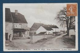 ROUVRES SUR AUBE - Sortie Du Village - Route D' Auberive - Le Gros Tilleul - Andere Gemeenten