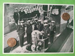 GERMANIA  ALLEMAGNE  GERMANY  ADOLF HITLER Marina NAZISMO PROPAGANDA - Guerra 1939-45