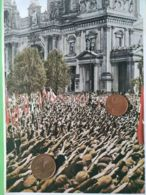 GERMANIA  ALLEMAGNE  GERMANY  Parata 1 Maggio 1933 NAZISMO PROPAGANDA - Guerra 1939-45