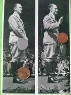 GERMANIA  ALLEMAGNE  GERMANY  Hadolf Hitler NAZISMO PROPAGANDA - Guerra 1939-45