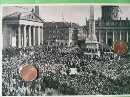 GERMANIA  ALLEMAGNE  GERMANY  Parata A Potsdam 1933 NAZISMO PROPAGANDA - Guerra 1939-45