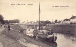 PK - Aalter - Aeltre - De Vaart - Le Canal - 1909 - Aalter
