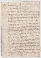 1757 - Lettera Manoscritta (esproprio A Un Componente Della Compagnia Di Gesù - Luogo: Sardegna, Lingua: Spagnolo). - Manoscritti