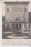 ROMA CASINO PIO IV CON FONTANA 1927 TARGHETTA MATA HARI ANNULLO MECCANICO  F/P - Roma