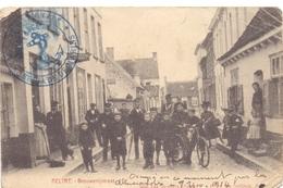 PK - Aalter - Aeltre - Brouwerijstraat - Tijdens Bezetting Door Duitsers  8 Nov 1914 - Aalter