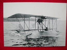 CARTOLINA AEREO IDROVOLANTE HYDRAVION  DONNET-LEVEQUE - 1914-1918: 1. Weltkrieg