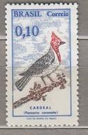 BRAZIL 1969 Birds MNH (**) MI 1223  #23609 - Birds