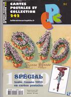 CARTES POSTALES Et COLLECTION N° 242 De Janvier-Février 2010 - ACHAT IMMEDIAT - à Voir - Frans