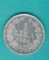 San Marino - 1 Lire - 1906 - KM4 - Saint-Marin